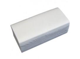 Falthandtücher 2lg. hochweiß und weich