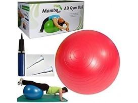 Mambo Max Gymnastik Ball, 55cm rot
