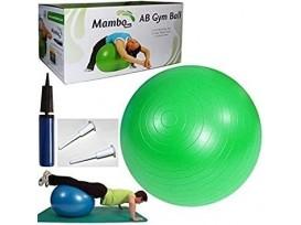 Mambo Max Gymnastik Ball, 65cm grün