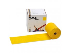 MoVeS Übungs- Band 45,5m I gelb - leicht